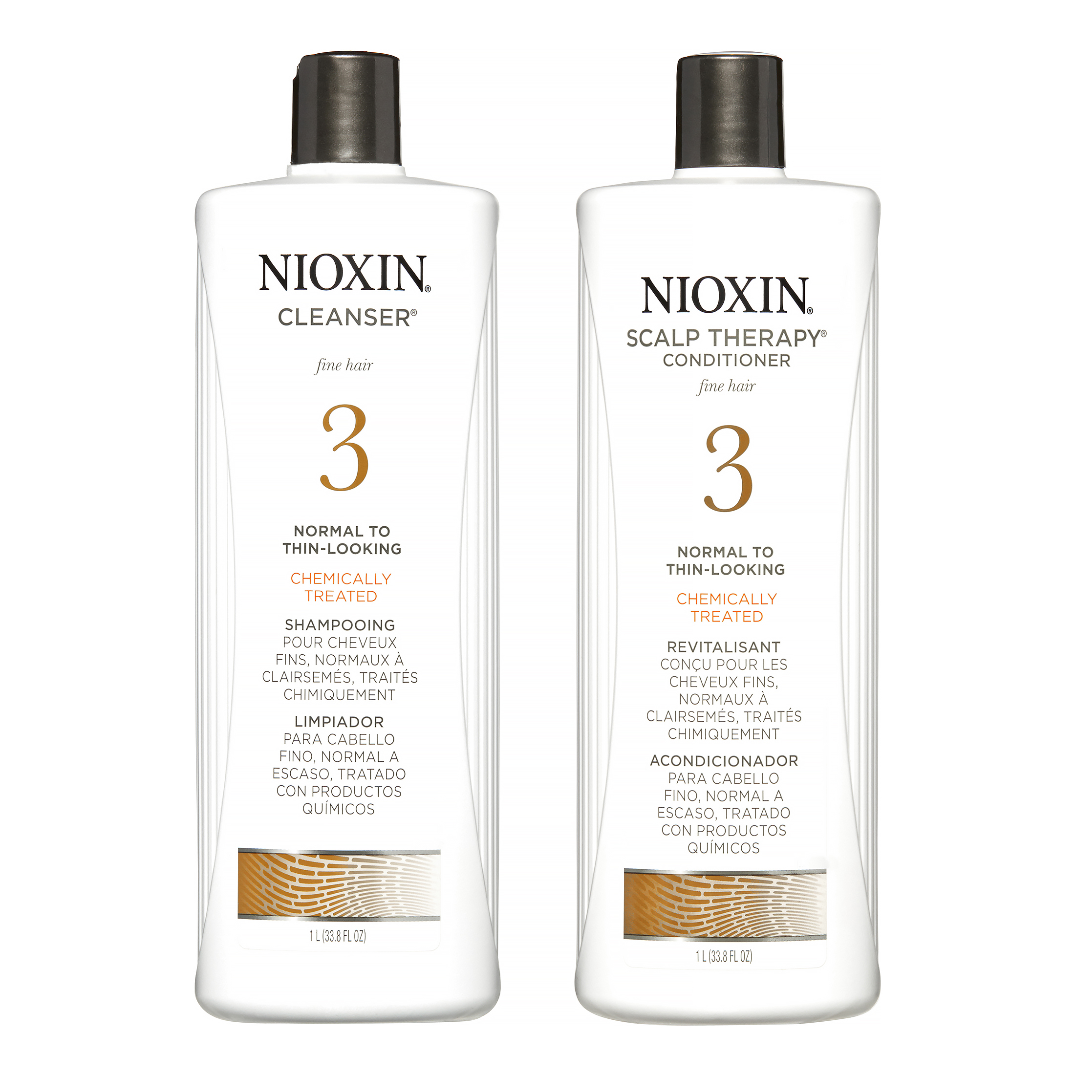 Hair Loss Prevention Amp Care Nioxin System 3 Cleanser